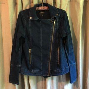 Liverpool Jeans Moto Jean Jacket